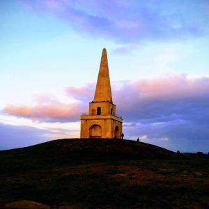 Obelisk on Killiney Hill
